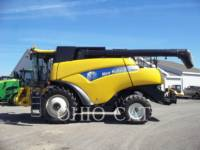 CASE/NEW HOLLAND COMBINADOS CR9040 equipment  photo 2