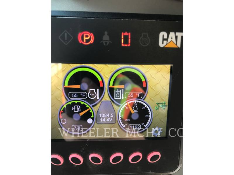 CATERPILLAR SKID STEER LOADERS 246D C3 2S equipment  photo 9