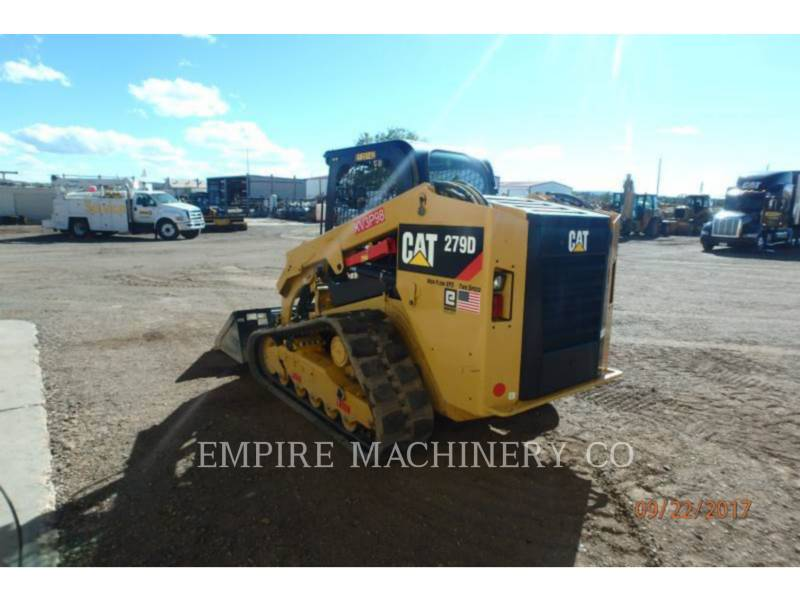 CATERPILLAR スキッド・ステア・ローダ 279D XPS equipment  photo 3