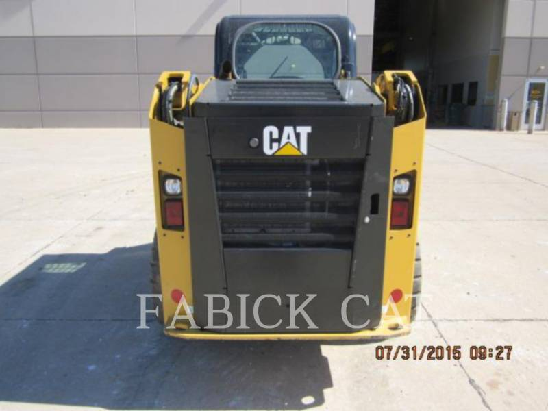 CATERPILLAR MINICARGADORAS 236D C3H4 equipment  photo 6
