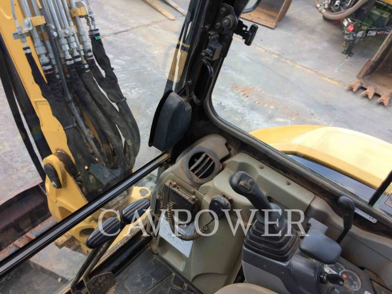 CATERPILLAR TRACK EXCAVATORS 305DCR equipment  photo 15