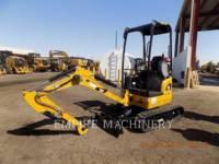 CATERPILLAR TRACK EXCAVATORS 301.7DCR equipment  photo 1