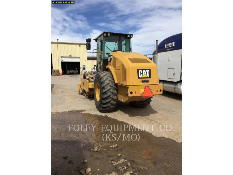 CATERPILLAR COMPACTORS CP56B equipment  photo 4