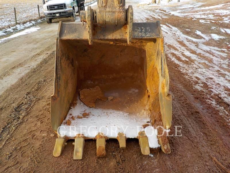 CATERPILLAR ESCAVADEIRAS 320CL equipment  photo 18