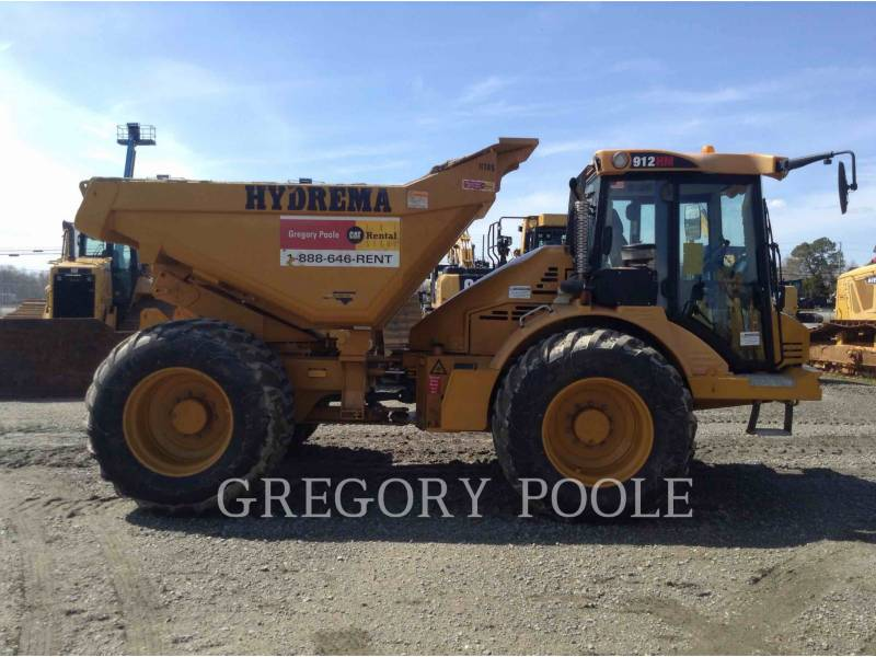 HYDREMA ARTICULATED TRUCKS 912HM equipment  photo 7