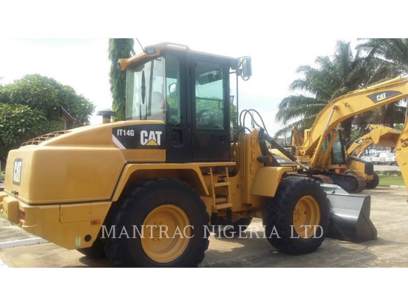 CATERPILLAR CARGADORES DE RUEDAS IT 14 G equipment  photo 1