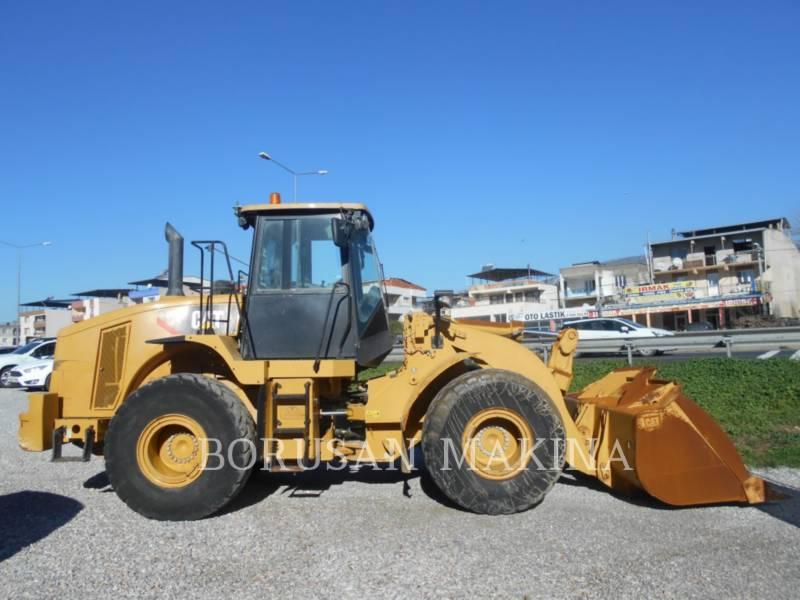 CATERPILLAR ホイール・ローダ/インテグレーテッド・ツールキャリヤ 950 H equipment  photo 1