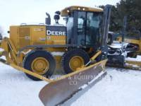JOHN DEERE MOTOR GRADERS 772D equipment  photo 10