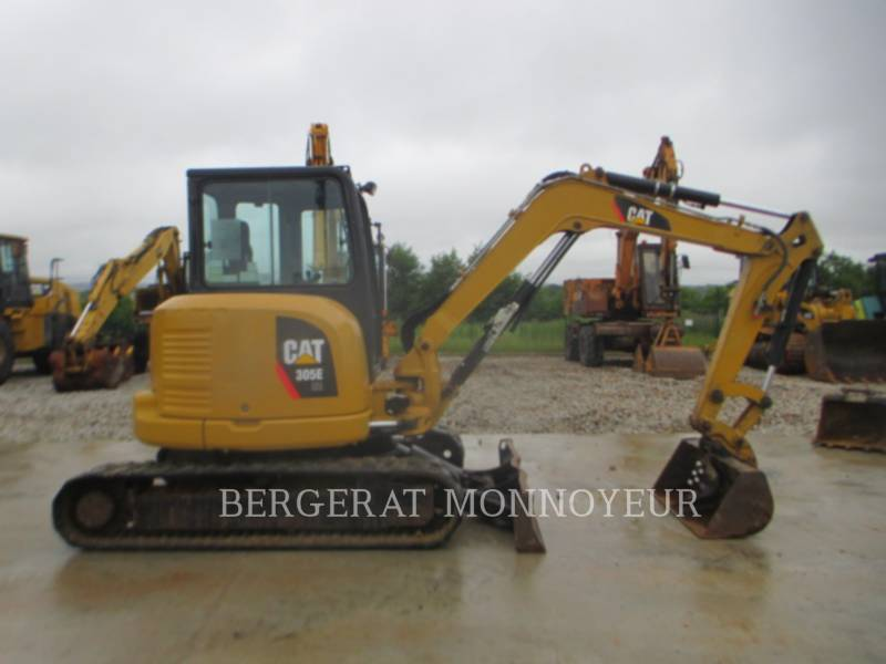 CATERPILLAR トラック油圧ショベル 305ECR equipment  photo 5