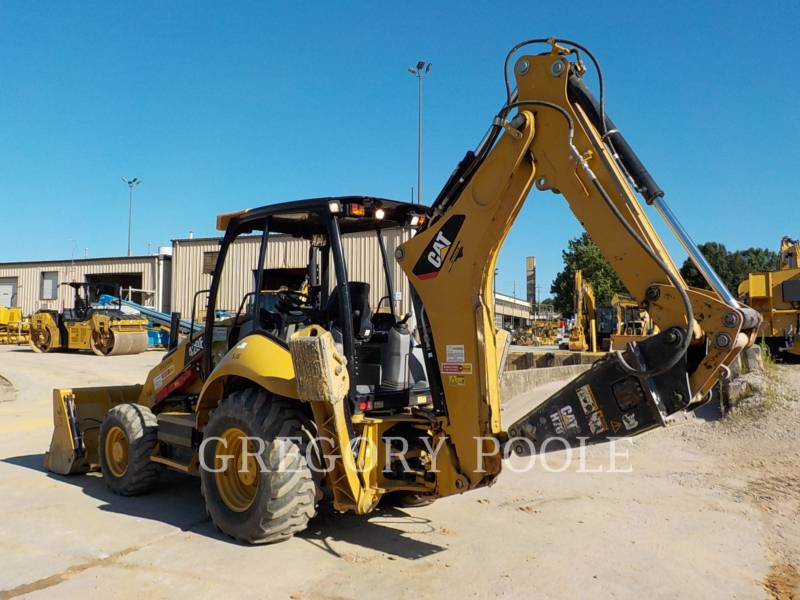 CATERPILLAR RETROEXCAVADORAS CARGADORAS 420F/HAM equipment  photo 7