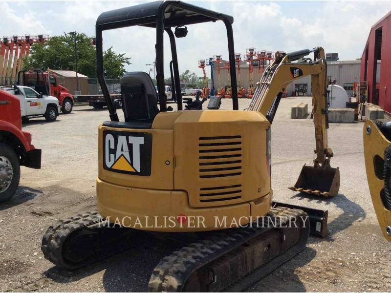 CATERPILLAR EXCAVADORAS DE CADENAS 303.5 equipment  photo 3