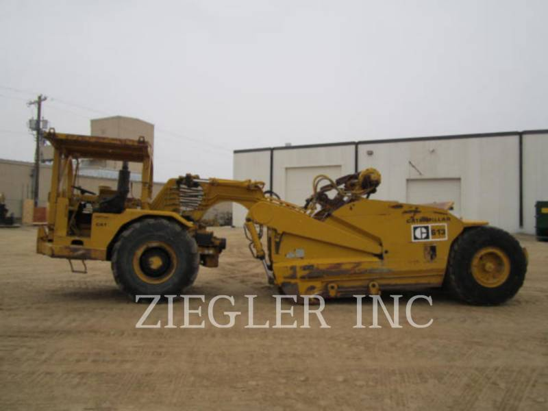 CATERPILLAR WHEEL TRACTOR SCRAPERS 613 equipment  photo 5