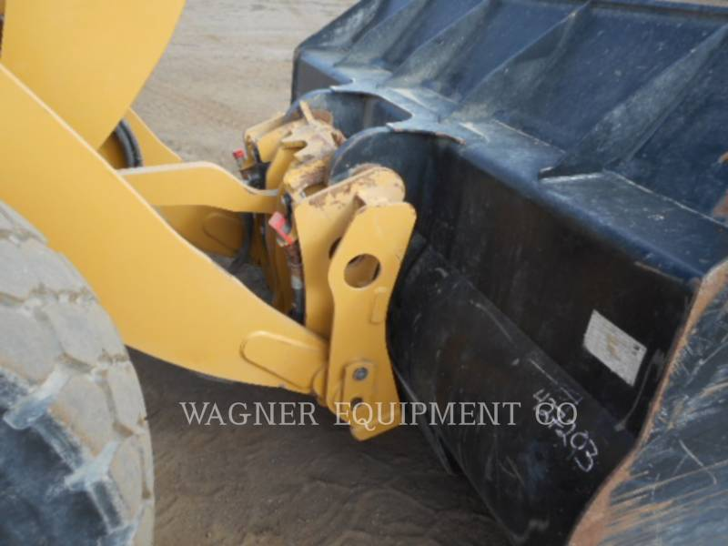CATERPILLAR CARGADORES DE RUEDAS 924K FC equipment  photo 7
