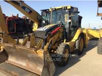 Equipment photo CATERPILLAR 428E バックホーローダ 1