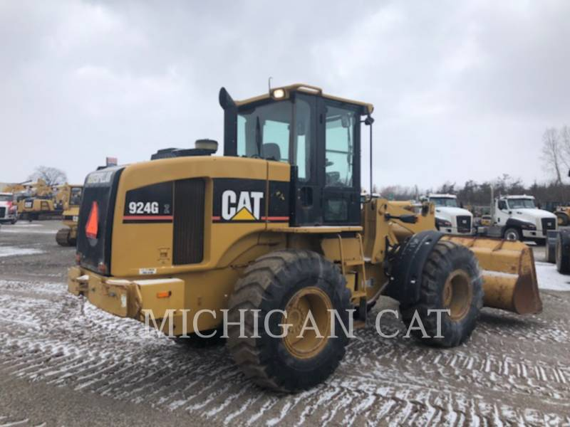 CATERPILLAR WHEEL LOADERS/INTEGRATED TOOLCARRIERS 924GZ equipment  photo 3