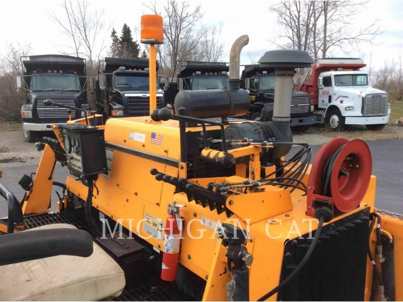 LEE-BOY PAVIMENTADORES DE ASFALTO 8500B equipment  photo 21