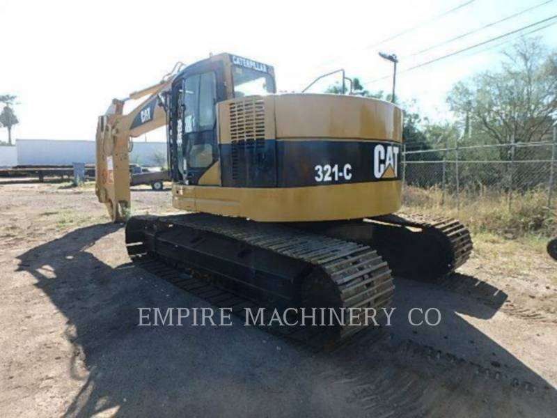 CATERPILLAR KETTEN-HYDRAULIKBAGGER 321C equipment  photo 2