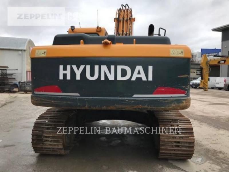 HYUNDAI EXCAVADORAS DE CADENAS ROBEX210 equipment  photo 8