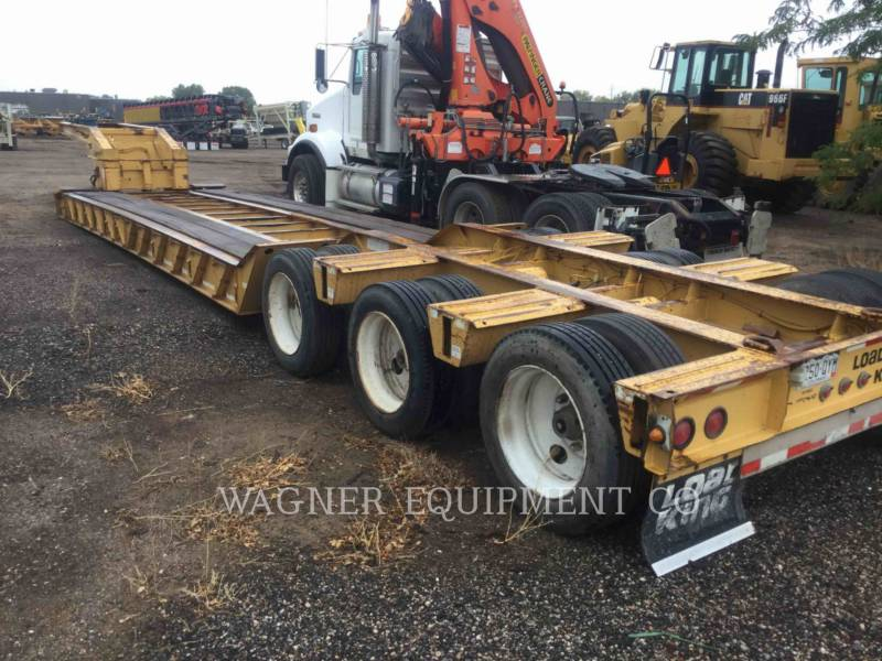 LOAD KING REMOLQUES 503 PHD equipment  photo 4