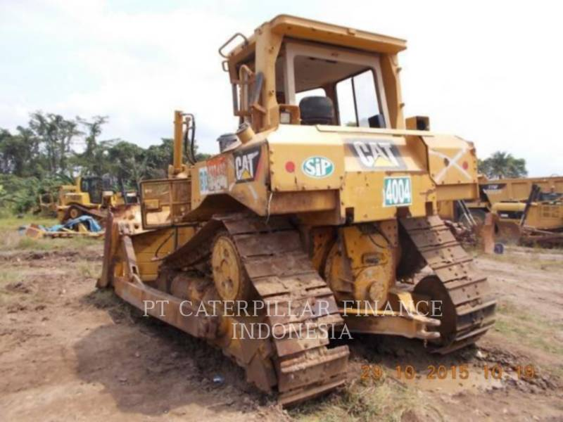 CATERPILLAR TRACTOR DE CADENAS PARA MINERÍA D6RIII equipment  photo 5