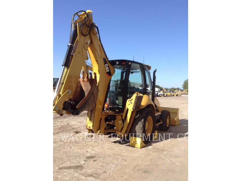 CATERPILLAR BAGGERLADER 430F 4WDE equipment  photo 3