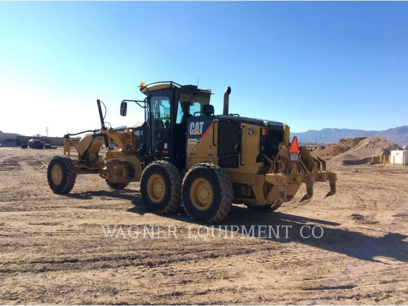 CATERPILLAR MOTONIVELADORAS 140M AWD equipment  photo 2