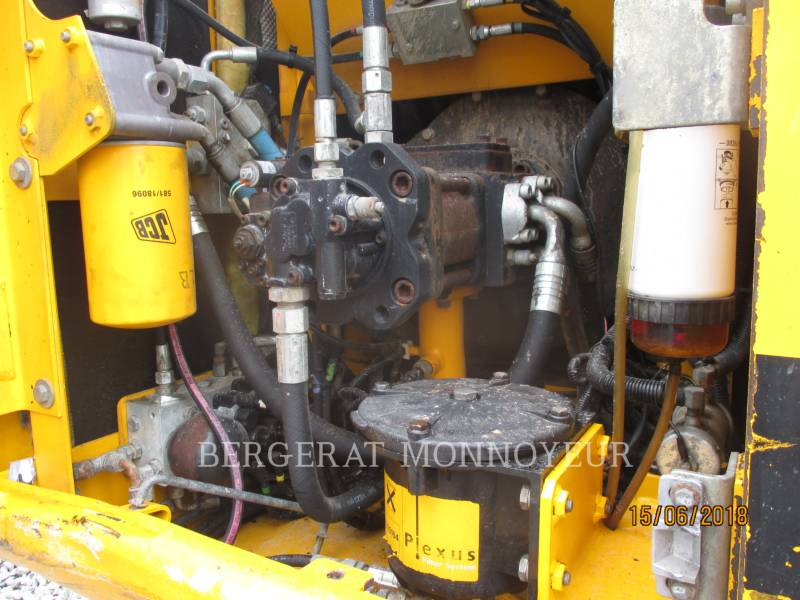 JCB EXCAVADORAS DE CADENAS JS160 equipment  photo 10