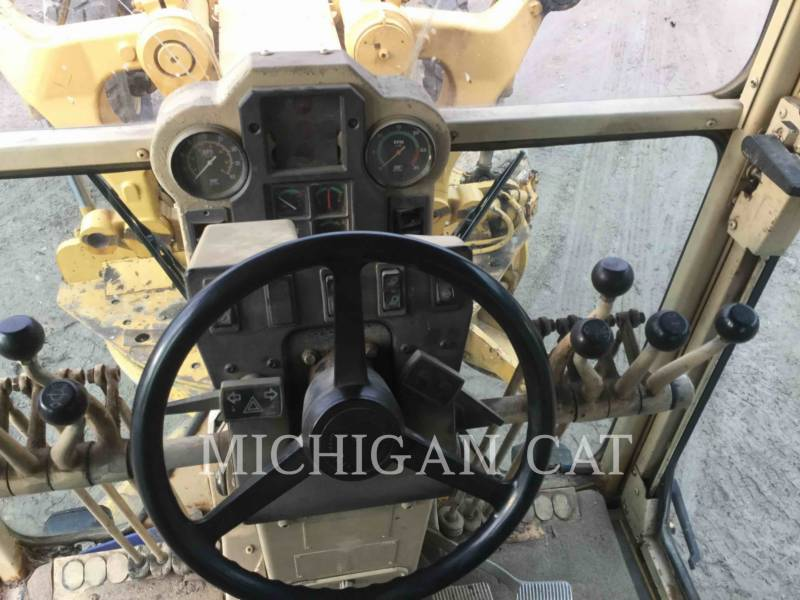 CATERPILLAR NIVELEUSES 140HNA equipment  photo 13