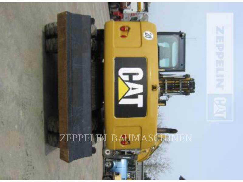 CATERPILLAR WHEEL EXCAVATORS M313D equipment  photo 10