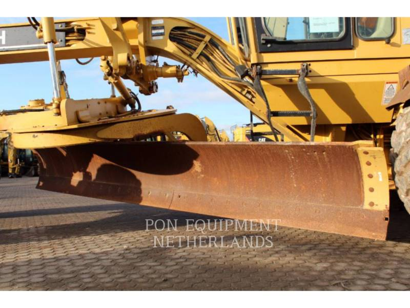 CATERPILLAR MOTOR GRADERS 140H equipment  photo 19