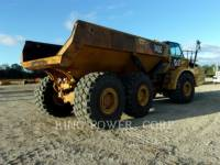 CATERPILLAR KNICKGELENKTE MULDENKIPPER 745C equipment  photo 4