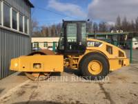 Equipment photo CATERPILLAR CS76 COMPACTEUR VIBRANT, MONOCYLINDRE LISSE 1