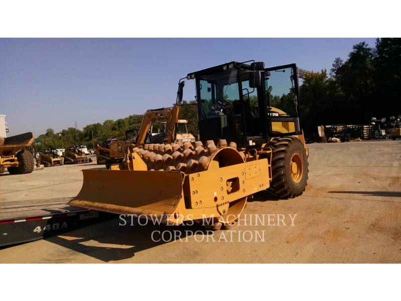 CATERPILLAR SKID STEER LOADERS CP56B equipment  photo 5