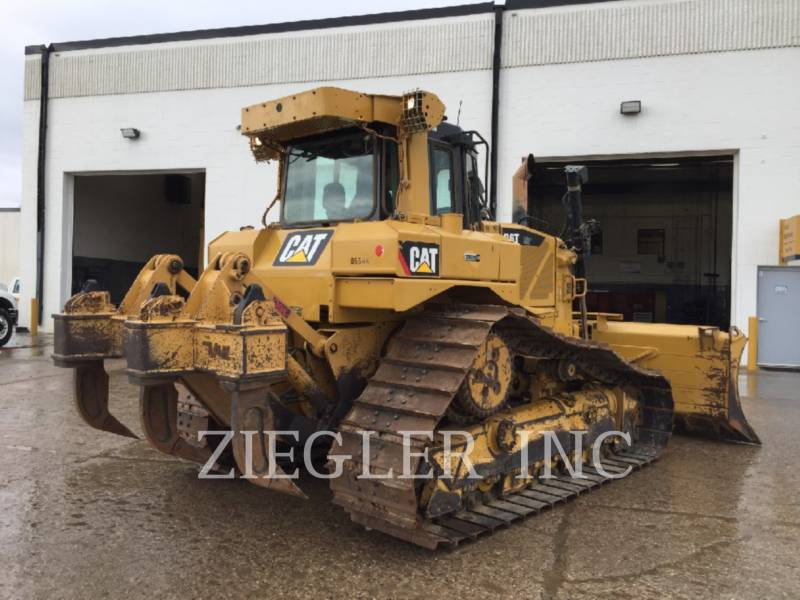 CATERPILLAR TRACK TYPE TRACTORS D6TVP equipment  photo 4