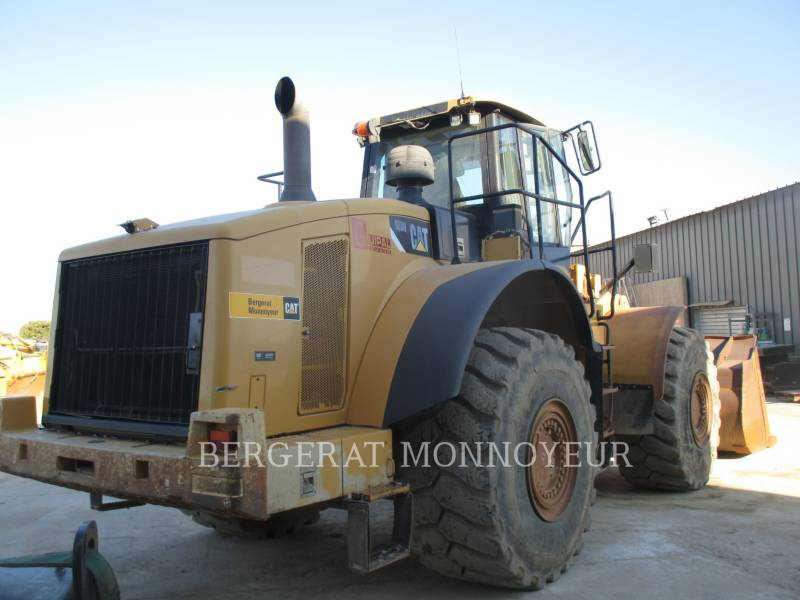 CATERPILLAR WHEEL LOADERS/INTEGRATED TOOLCARRIERS 980H equipment  photo 10