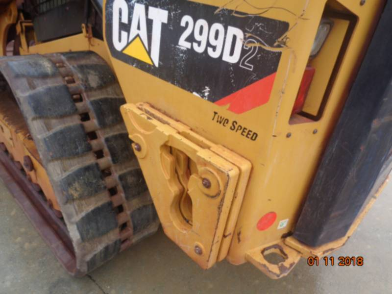 CATERPILLAR MULTI TERRAIN LOADERS 299D2 equipment  photo 18