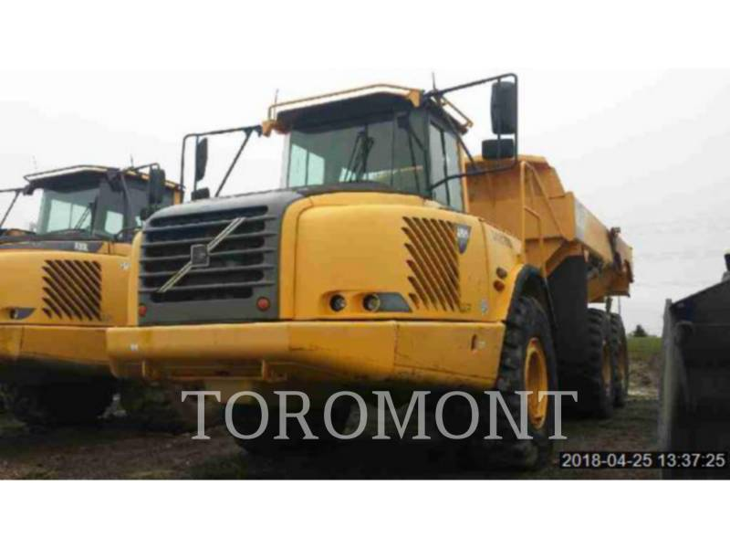 VOLVO CONSTRUCTION EQUIPMENT CAMIONES RÍGIDOS A30D equipment  photo 2
