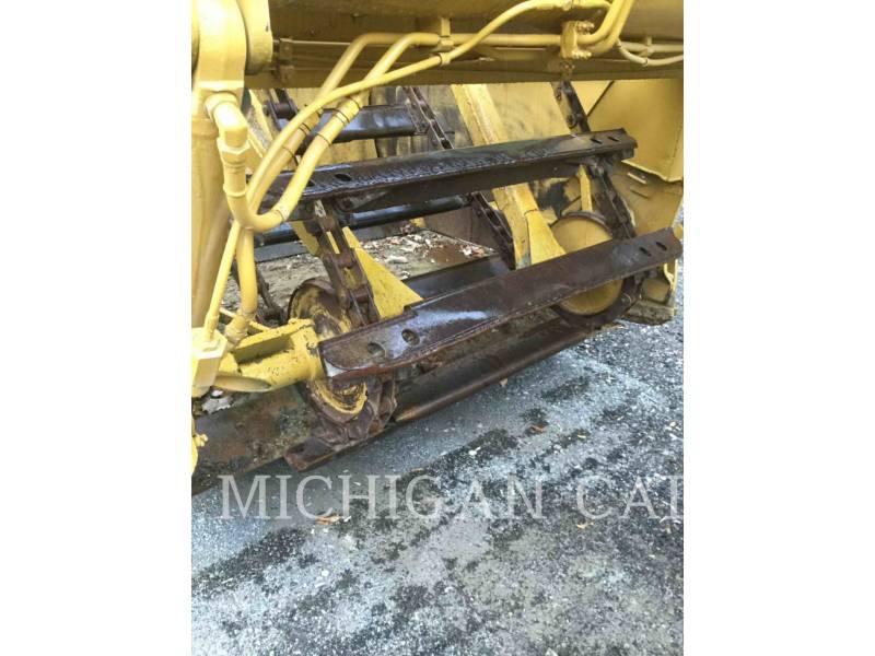 CATERPILLAR WHEEL TRACTOR SCRAPERS 613C equipment  photo 23