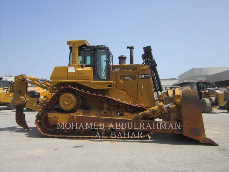 CATERPILLAR TRACTORES DE CADENAS D 9 R equipment  photo 6
