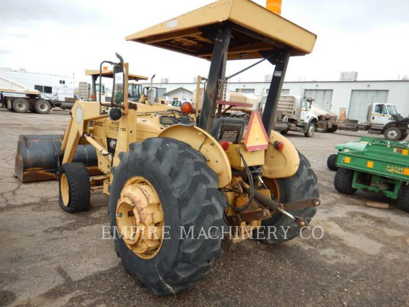 NEW HOLLAND CHARGEUR INDUSTRIEL 345C equipment  photo 3