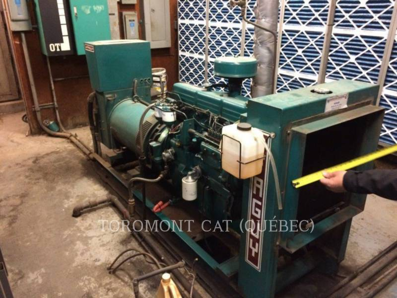 FORD STATIONARY GENERATOR SETS 380 DFO-6005E-SOC 30 equipment  photo 2