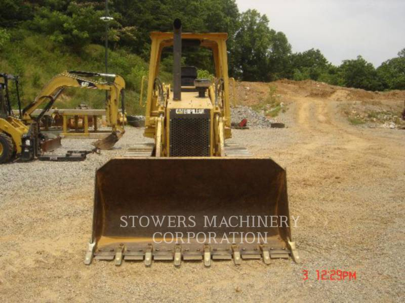 CATERPILLAR TRACK LOADERS 939C HST equipment  photo 1