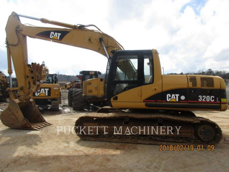 CATERPILLAR PELLES SUR CHAINES 320C equipment  photo 2