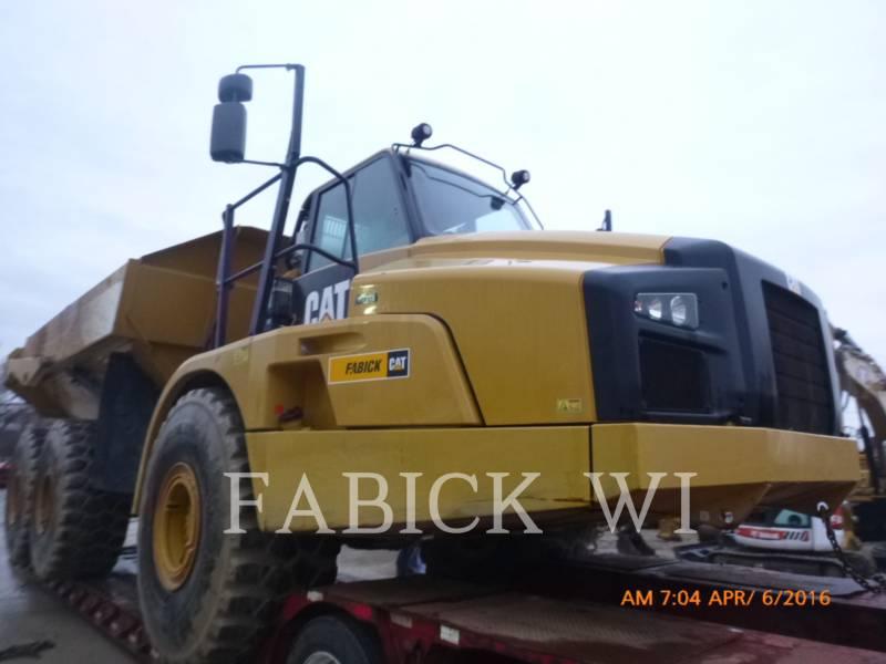 CATERPILLAR OFF HIGHWAY TRUCKS 740B4 equipment  photo 1