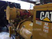 Equipment photo CATERPILLAR 3512 STATIONARY GENERATOR SETS 1