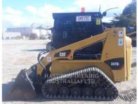 Equipment photo CATERPILLAR 247B3LRC MULTI TERRAIN LOADERS 1