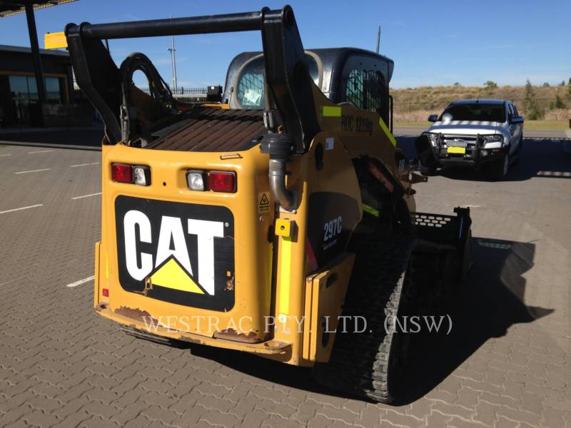 CATERPILLAR PALE CINGOLATE MULTI TERRAIN 297C equipment  photo 4