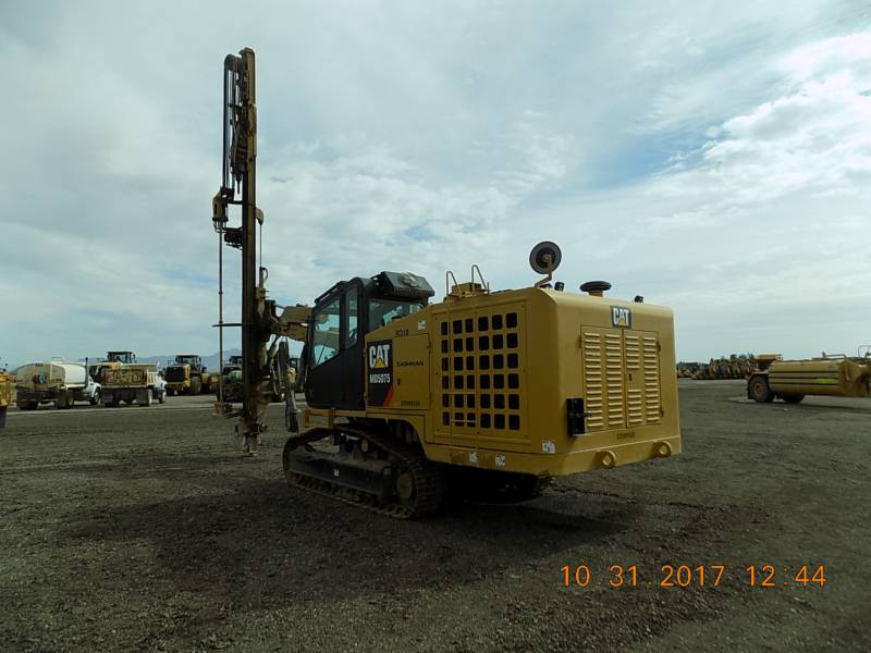 CATERPILLAR Perforatrici idrauliche cingolate MD5075 equipment  photo 3