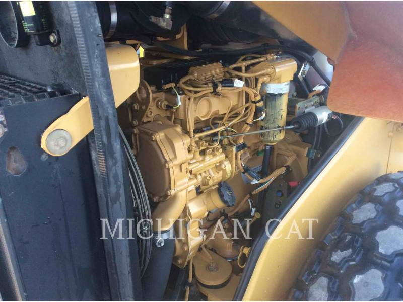 CATERPILLAR EINZELVIBRATIONSWALZE, GLATTBANDAGE CS-433E equipment  photo 12