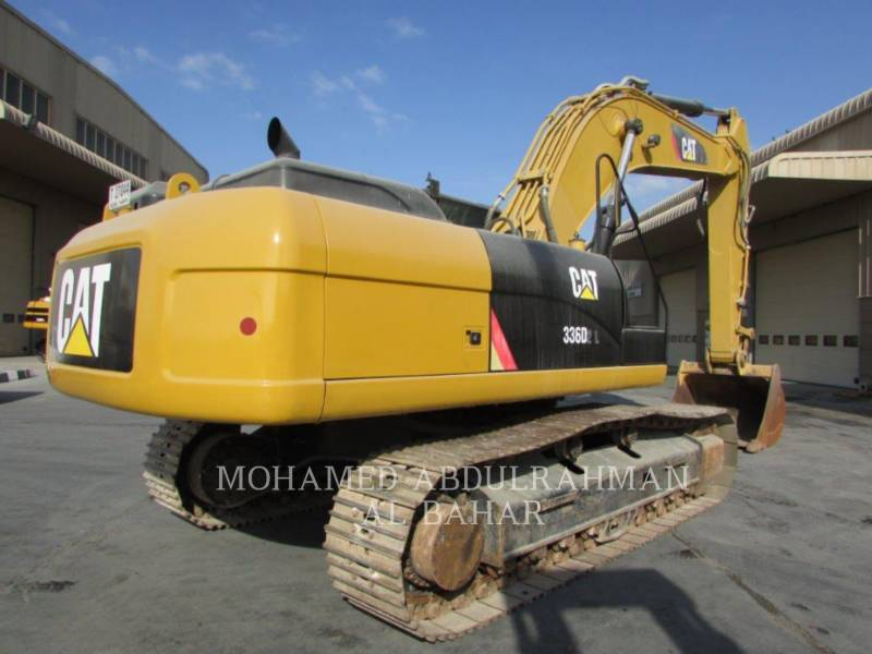 CATERPILLAR KETTEN-HYDRAULIKBAGGER 336 D2 L REACH equipment  photo 5
